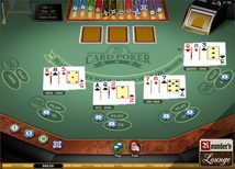 32Red Casino 3 Card Poker