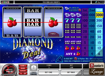 32Red Casino Diamond Deal