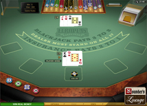 32Red Casino European Blackjack