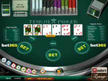 bet365 Games Tequila Poker