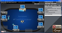 Betfair Poker Freeroll Tournament