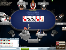 William Hill Poker Texas Hold em